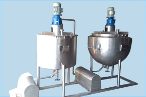 Sugar Syrup Kettle / MIXING KETTEL